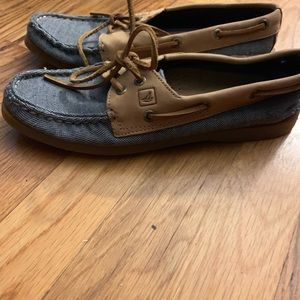 Sperry Shoes - Sperry pop-sliders brand new!!